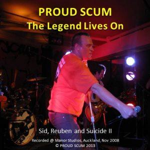Proud Scum CD2