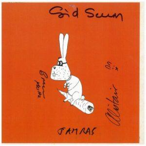 I am a Rabbit (1280x1280)